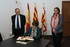 Arantxa Tapia sailburua Alimentarian egon da, eta Euskadiko elikagaien sektorearen garrantzia azpimarratu du