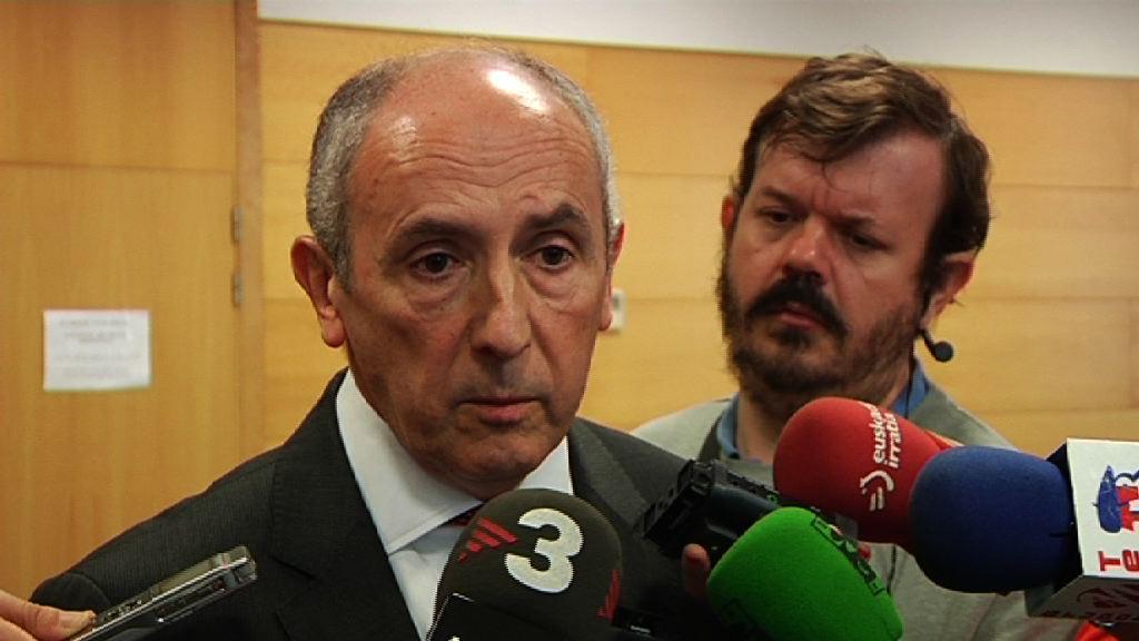 "Erkoreka: ""Se ha perdido un tiempo importantísimo para afrontar problemas decisivos en Euskadi"""