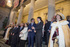 El lehendakari asiste a la retreta en honor a San Prudencio