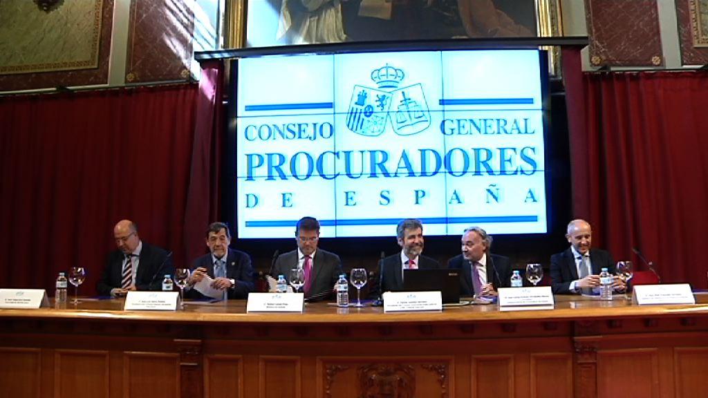"""Erkoreka participa en la inauguración del """"XIV Congreso Nacional de Procuradores"""""""