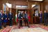 El lehendakari y la presidenta Barkos firman un protocolo de colaboración entre las comunidades del País Vasco y Navarra