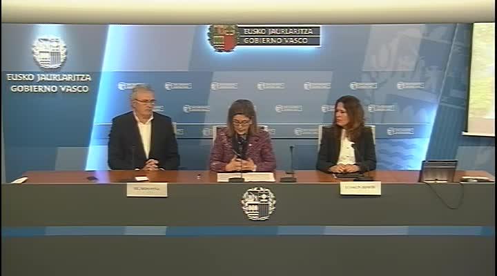 Ana Oregi suscribirá con el presidente del Puerto de Pasaia un convenio para el acondicionamiento del acceso ferroviario de La Herrera al Puerto y Trintxerpe
