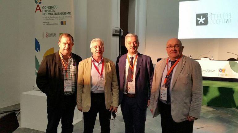 Eusko Jaurlaritzak Valentziako 'Primavera Educativa' proiektuan parte hartu du