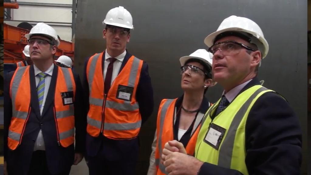Gobierno Vasco confirma la conveniencia de profundizar en el mercado sudafricano y abrir vías de negocio para empresas vascas