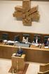 Legebiltzarrak Euskadiko administrazio orokorraren eta erakundeen zerbitzu jurdikoak berrantolatzen dituen legea onartu du