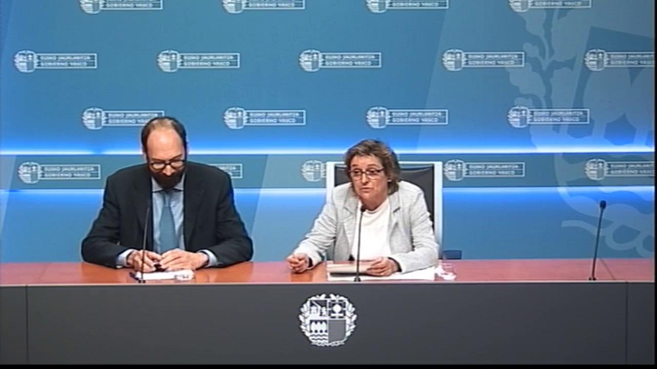 El Departamento de Salud informa sobre el brote de tuberculosis en la EHU-UPV