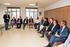 El lehendakari y el consejero de Empleo y Políticas Sociales visitan en Bilbao en el centro Claret Enea Gizartetxea