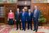 El lehendakari recibe al embajador de Palestina