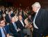 """El lehendakari reafirma el compromiso por situar a Euskadi en la """"locomotora de cabeza del tren europeo de la innovación"""""""
