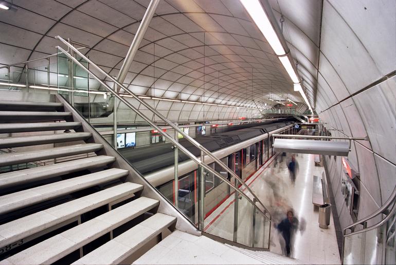 Metro Bilbao incorpora desde mañana jueves día 9 la tarjeta BAT