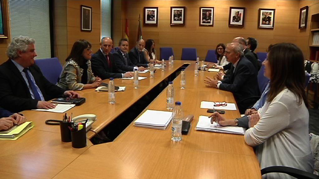 Erkoreka valora de forma positiva el trabajo llevado a cabo por la Comisión Mixta de Coordinación entre Gobierno Vasco y Fiscalía esta legislatura