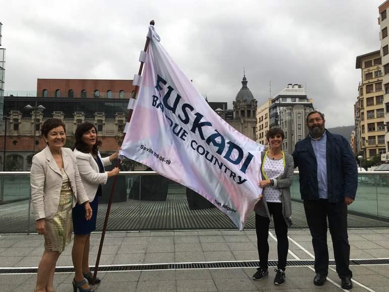 """Basquetourrek-Eusko Jaurlaritzak Euskadi Sevillan sustatuko du """"Euskadi Basque Country IV Bandera"""" dela-eta"""