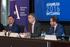 """El lehendakari destaca ante las empresas el """"buen ritmo"""" de la economía alavesa y les pide que respondan al """"reto social"""" de integrar a la juventud"""
