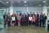 El lehendakari asiste a la apertura de la jornada sobre salud en los lugares de trabajo que ha tenido lugar en el Puerto de Bilbao