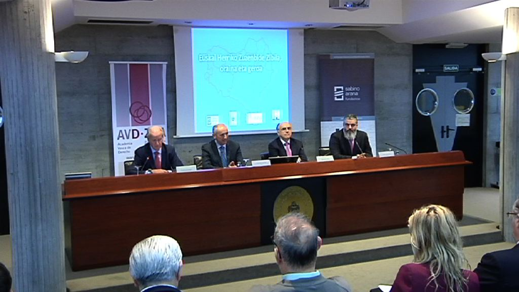 Más de la mitad del personal que trabaja en la Administración de Justicia en Euskadi tiene ya acreditado algún perfil lingüístico