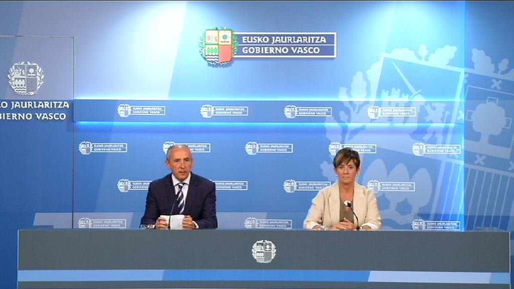 El Gobierno Vasco recurre al TC una nueva vulneración competencial de políticas activas de empleo por parte del Gobierno español