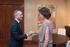 El lehendakari ha recibido a responsables de Save The Children