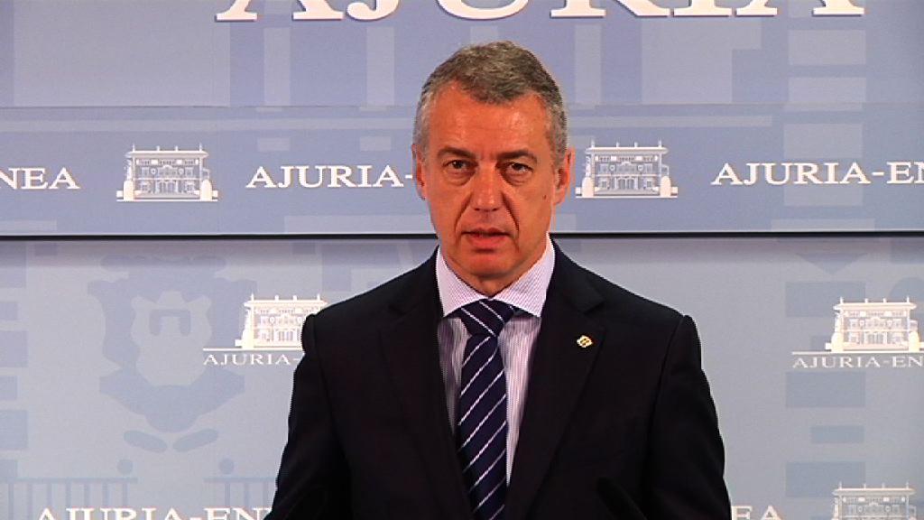 Lehendakariaren instituzio adierazpena Erresuma Batuko erreferendumaren inguruan