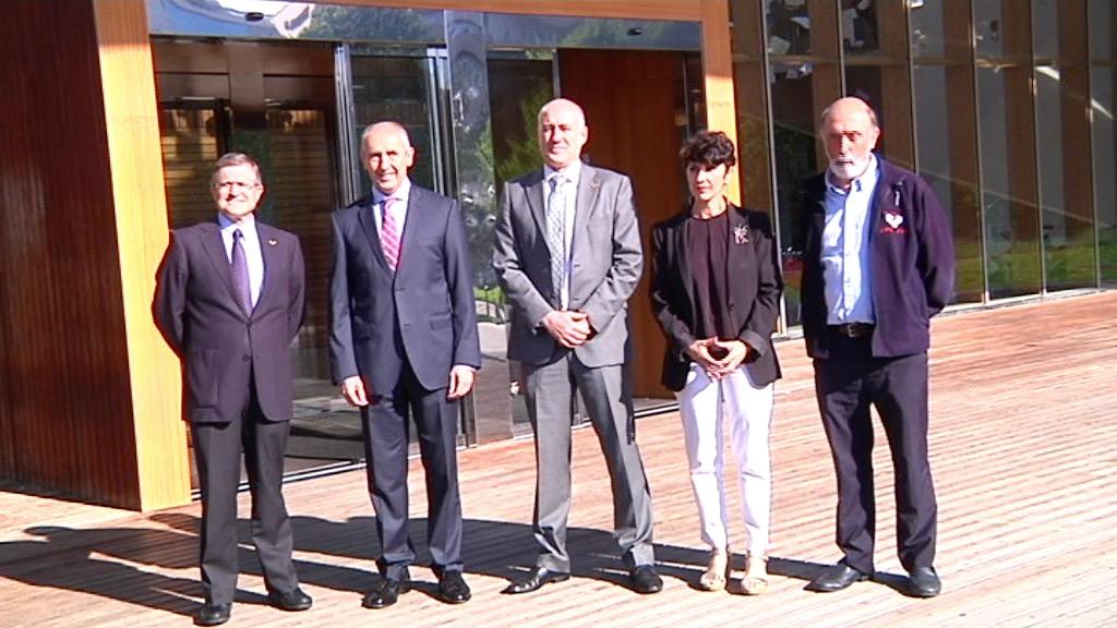 """Erkoreka inaugura el curso de verano de la EHU-UPV sobre """"Verdad y reconocimiento para las víctimas de tortura"""""""