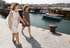 """Ana Oregi: """"las mejoras del puerto de Donostia-San Sebastián con pantalanes y amarres suponen un nuevo atractivo para la promoción de la capital y su entorno"""