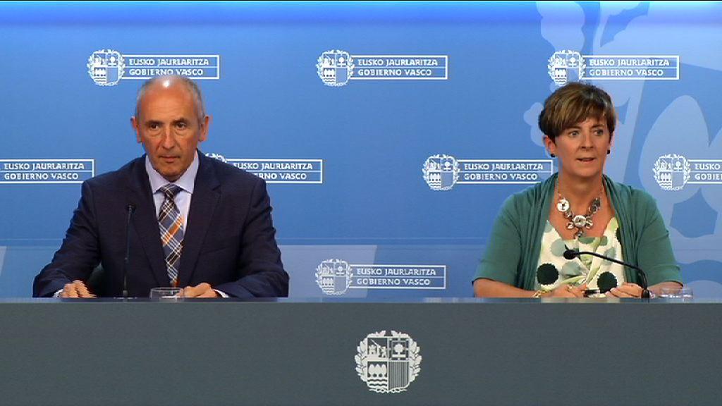 El Gobierno Vasco muestra su preocupación ante el aviso de recurso contra la Ley municipal y pide al Ejecutivo español un cambio de actitud