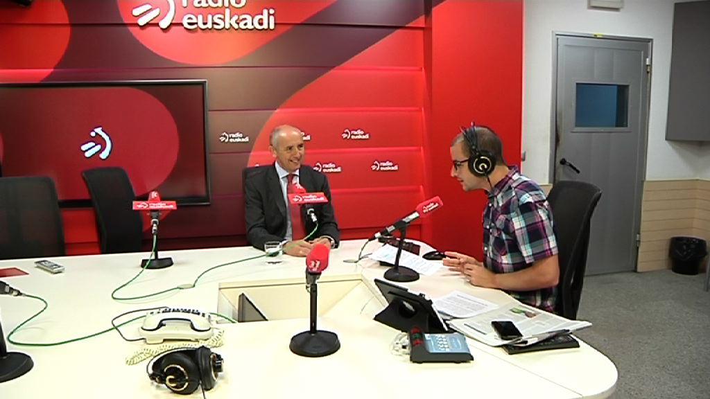 """Erkoreka asegura que el acuerdo sobre la Ley de víctimas de abusos policiales se basa en el """"núcleo original"""" planteado por PNV y PSE"""