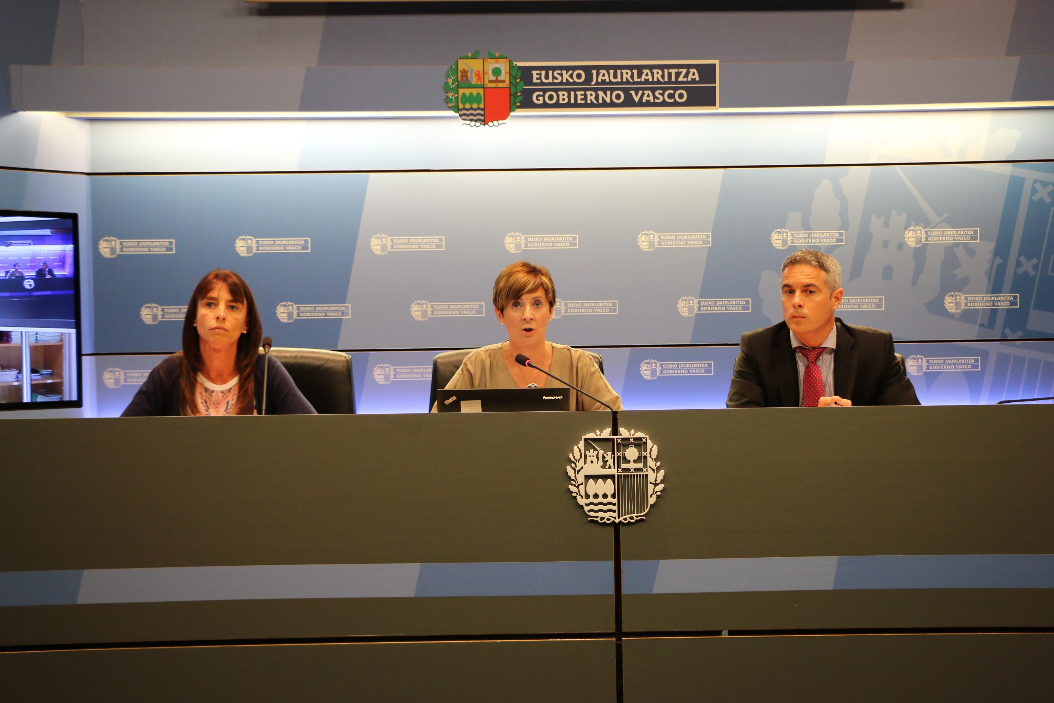 Euskadi extiende banda ancha ultrarrápida a edificios públicos y áreas industriales de Euskadi