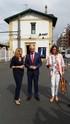 El Gobierno invierte 18,2 millones de euros en mejorar la accesibilidad, comunicaciones y espacios públicos de los municipios de Euskadi en 2016