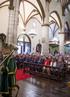 Las Sailburus Oregi y Beltrán de Heredia participan en el acto central del día de la Virgen Blanca