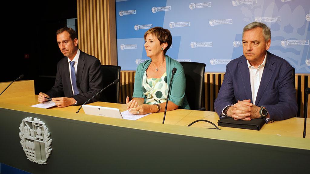 Eusko Jaurlaritzaren balorazioa ACB Sestao zabalduko dela jakin ondoren