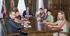El Gobierno Vasco celebra el primer Consejo de Gobierno del curso político en el Palacio Miramar