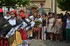 Las Sailburus Beltrán de Heredia y Oregi participan en el inicio de las fiestas de Elciego/Zieko, Rioja Alavesa