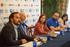 Asier Garcia eta Amador Granados paralinpiar kirolariek Rion lortutako dominak aurkeztu dituzte