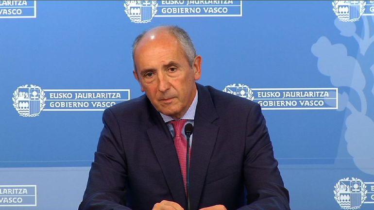 El Gobierno Vasco informa del recurso del Ejecutivo español contra la Ley de Iniciativa Legislativa Popular