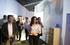 La directora de Gogora acude a la apertura de la exposición Plaza de la Memoria en Zarautz