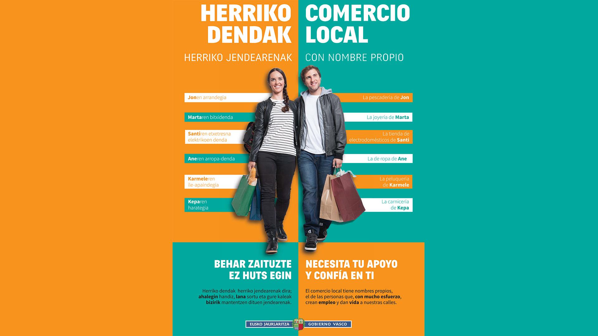 Campaña de sensibilización y valoración social del Comercio Local 2016