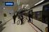 La nueva estación del Topo-Metro de Donostialdea en Altza registra un progresivo aumento de personas viajeras