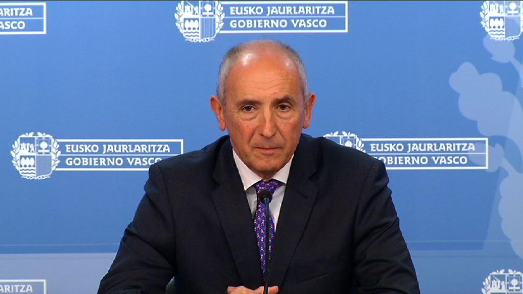 El Gobierno Vasco reclama al nuevo Ejecutivo que vaya a formar Rajoy disposición a colaborar en torno a la agenda vasca