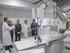 El Lehendakari visita el nuevo angiógrafo digital del Hospital Universitario Cruces que mejora la calidad del diagnóstico, los resultados y  la seguridad del paciente