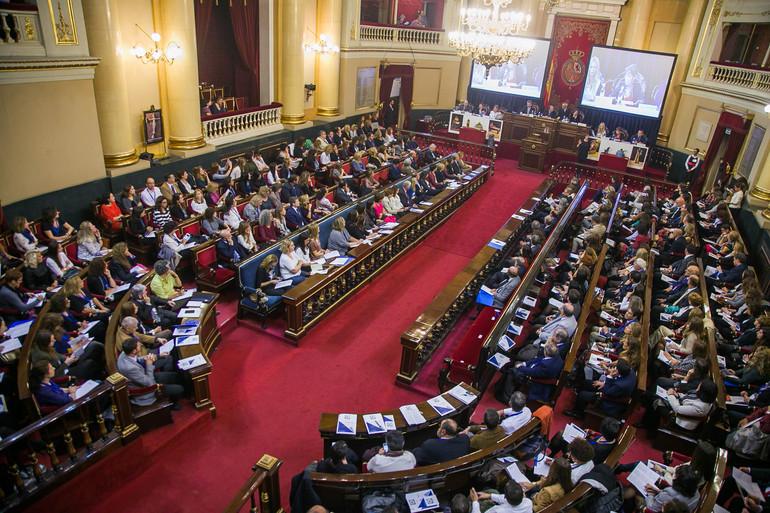 El Gobierno Vasco participa en el VI Congreso del Observatorio contra la Violencia Doméstica y de Género