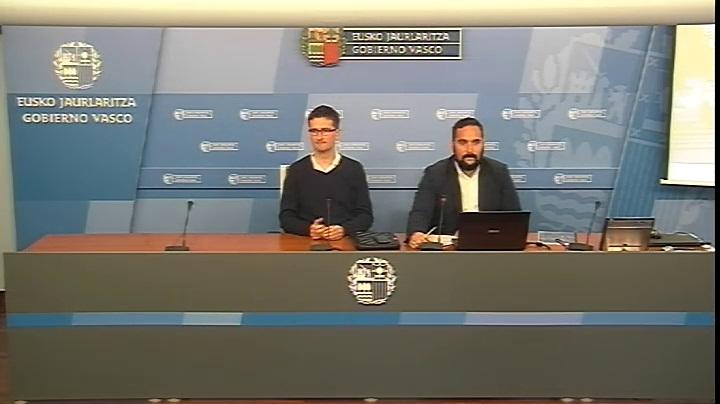 El Gobierno Vasco elabora un estudio sobre la situación laboral y de cualificación de los recursos humanos del deporte