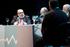 """Arantxa Tapia advierte a los empresarios asistentes al congreso Basque Industry 4.0 de que """"no existe ni existirá una zona de confort en la que nuestra industria pueda relajarse"""""""