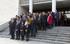 El Lehendakari ha encabezado la concentración en el Día Internacional contra la violencia hacia las mujeres