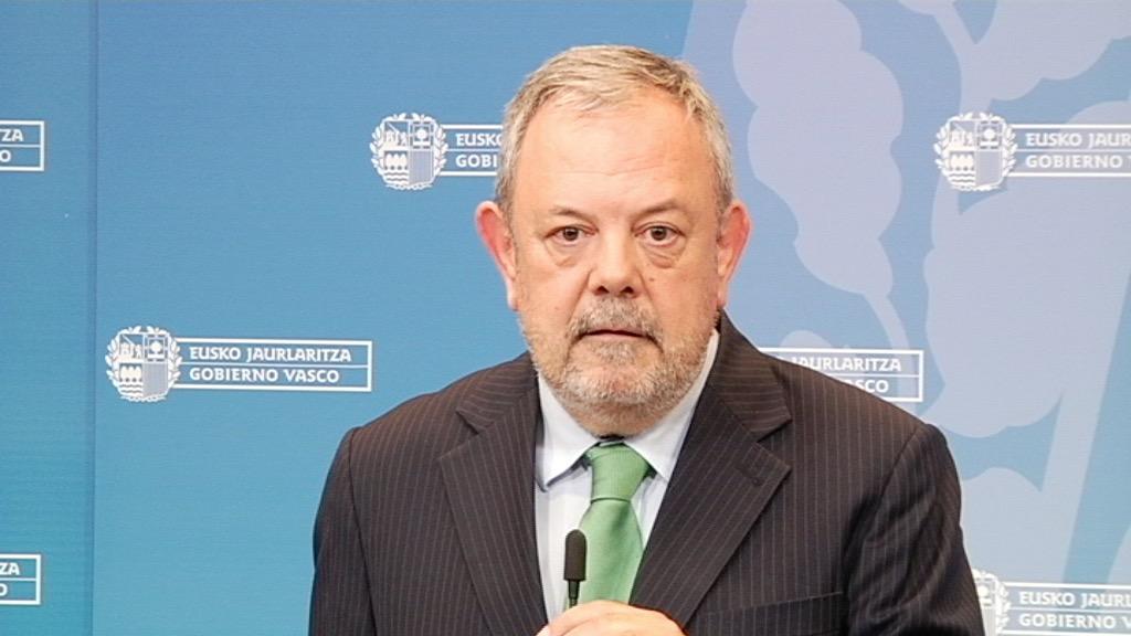 Declaraciones del consejero de Hacienda sobre la reunión que mantendrá el lunes con el ministro Montoro