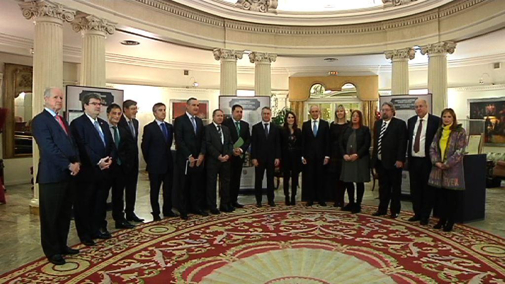 Lehendakariak Euskadiko Aholku Batzorde Juridikoaren 80. urteurrenean parte hartu du
