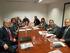 La consejera San José mantiene sendas reuniones con representantes de Konfekoop y de Confebask