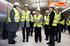 La consejera Tapia ha visitado las obras de la Línea 3 de Euskotren
