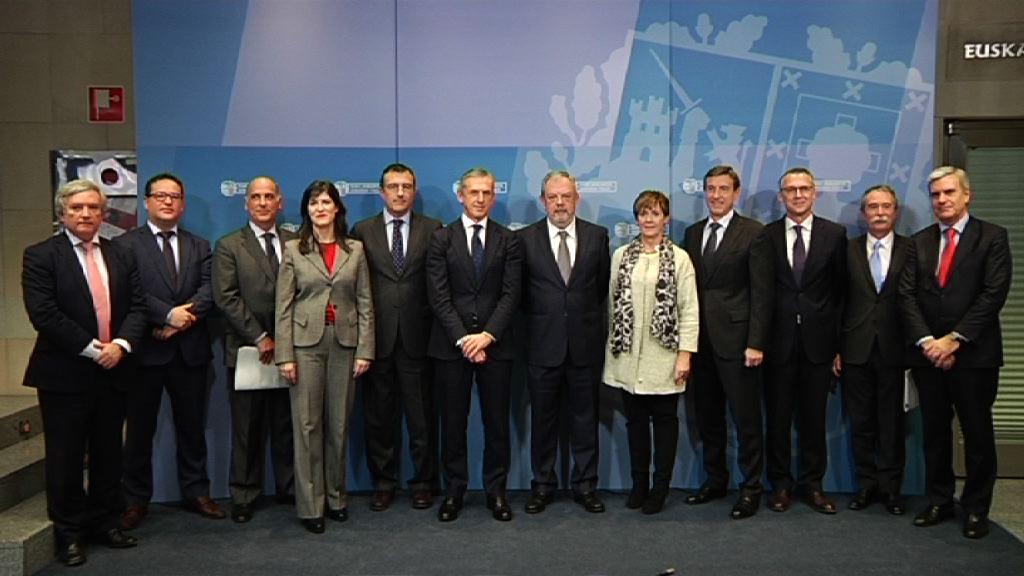 El Gobierno Vasco y las principales entidades financieras y SGR impulsan  el  programa de apoyo financiero para proyectos de I+D y eficiencia energética