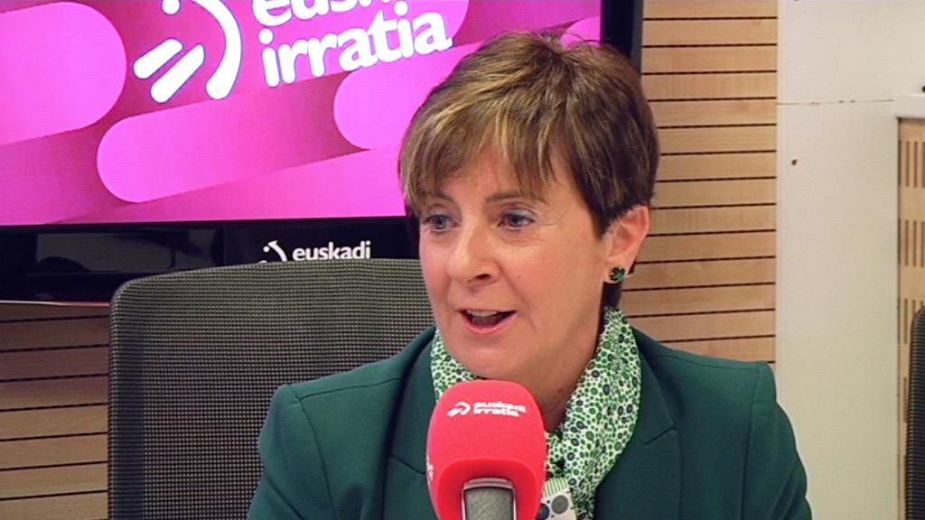 """Tapia prevé que la """"Y vasca"""" esté operativa para 2022/2023 en el mejor de los casos"""