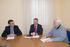 El Lehendakari se reúne en Roma con el Superior General de los Jesuitas Arturo Sosa